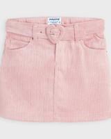 Mayoral Corduroy Skirt Shiny Pink F20
