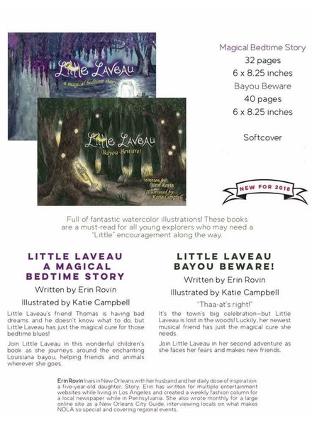 Little Laveau - A Magical Bedtime Story