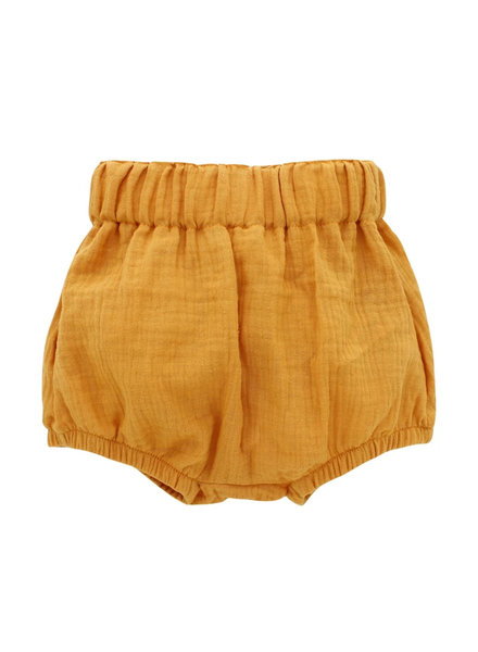 Emerson and Friends Bloom-403 Gauze Bloomers {Mustard}