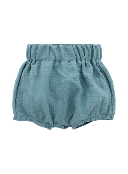 Emerson and Friends Gauze Bloomers {Dusty Blue}