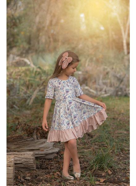 Evie's Closet School Days/Laurel Reversible Dress