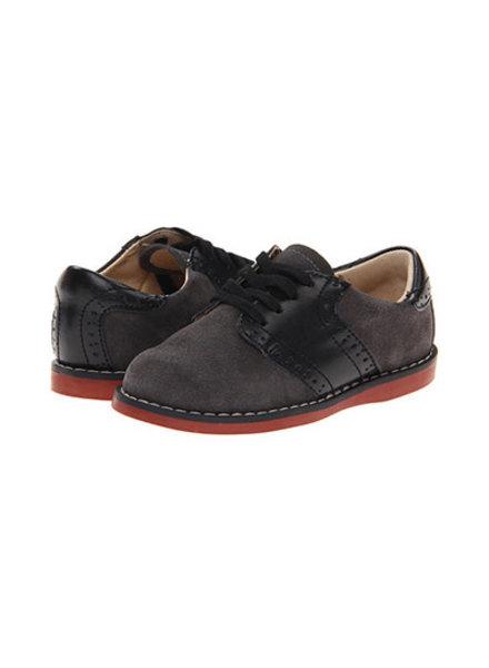 FootMates Connor {Gray/Black}