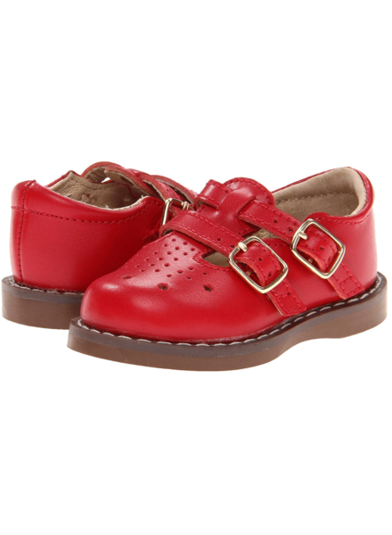 FootMates Danielle {Apple Red}