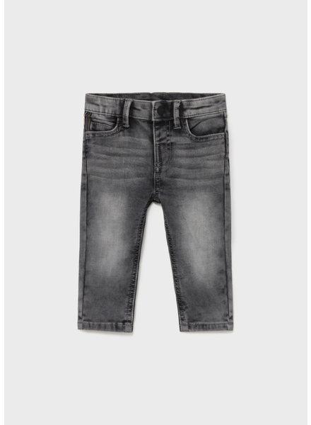 Mayoral Soft Denim Jeans {Gray}