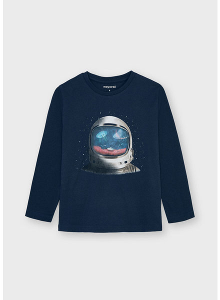 Mayoral Space T-Shirt {Navy}