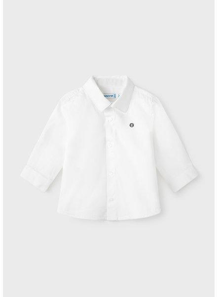 Mayoral Dress Shirt {White}