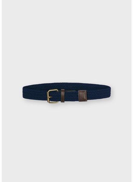 Mayoral Elastic Belt {Navy}