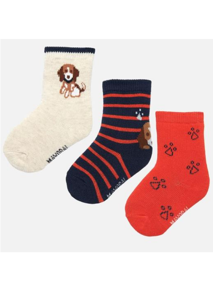 Mayoral Beagle Socks {2 Colors}