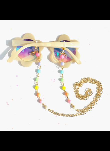 Tiny Sugar Company BubbleGum Mask/Glasses Chain