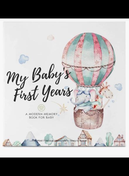 KeaBabies Baby First Years Memory Book {Adventureland}