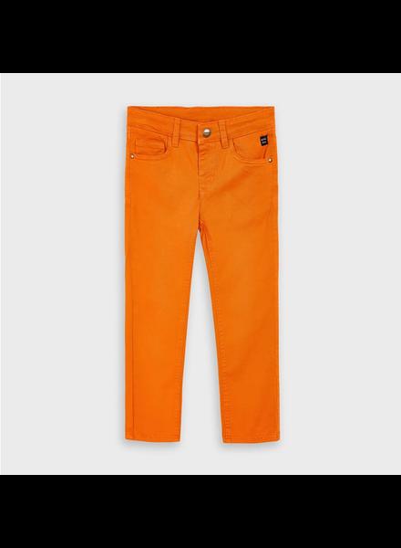 Mayoral 5 Pocket Regular Fit Pants {Cheddar}
