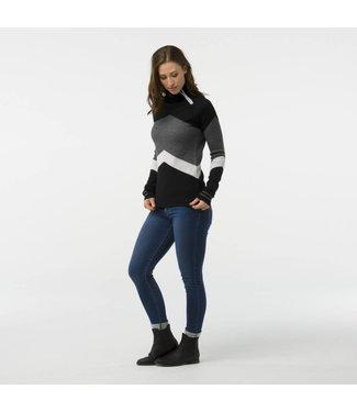 SMARTWOOL Women's Ski FunnelNeck Sweater