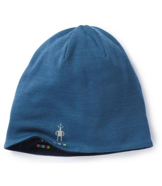 SMARTWOOL PhD® Light Reversible Beanie - Bright Cobalt