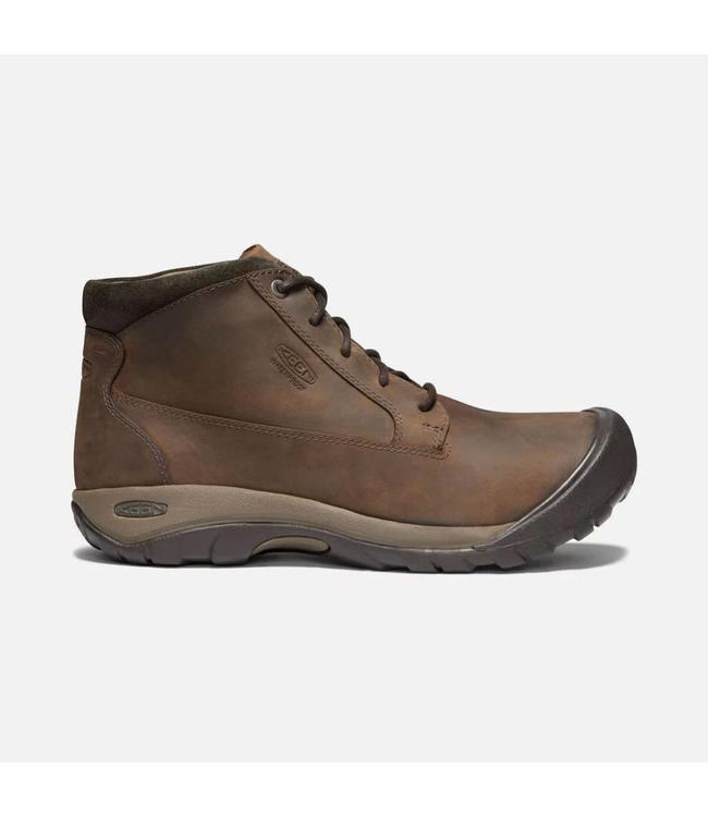 KEEN Men's Austin Casual Waterproof Boot