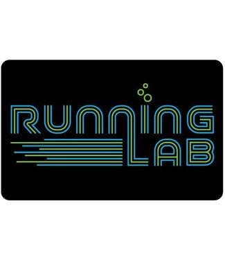 RUNNING LAB Running Lab Gift Card