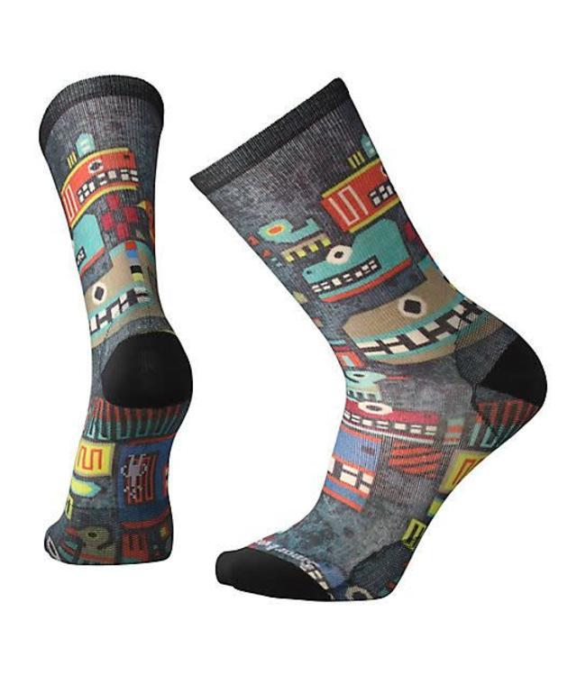 SMARTWOOL Men's Totem Monster Curated Crew Socks