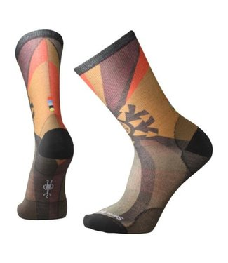SMARTWOOL Men's Goldflake Curated Crew Socks