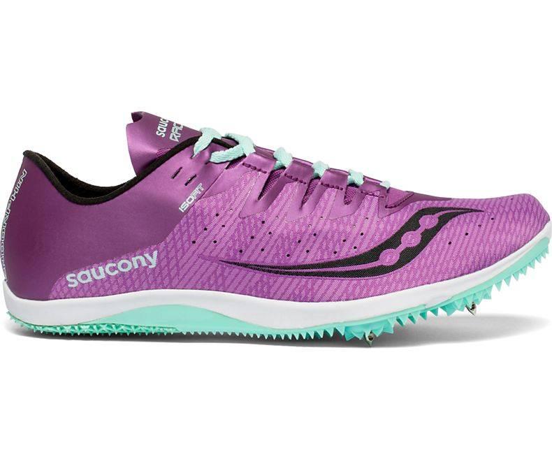 Women's Saucony Endorphin 2 - Running Lab
