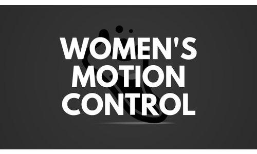 Women's Motion Control