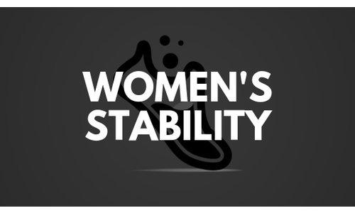 Women's Stability