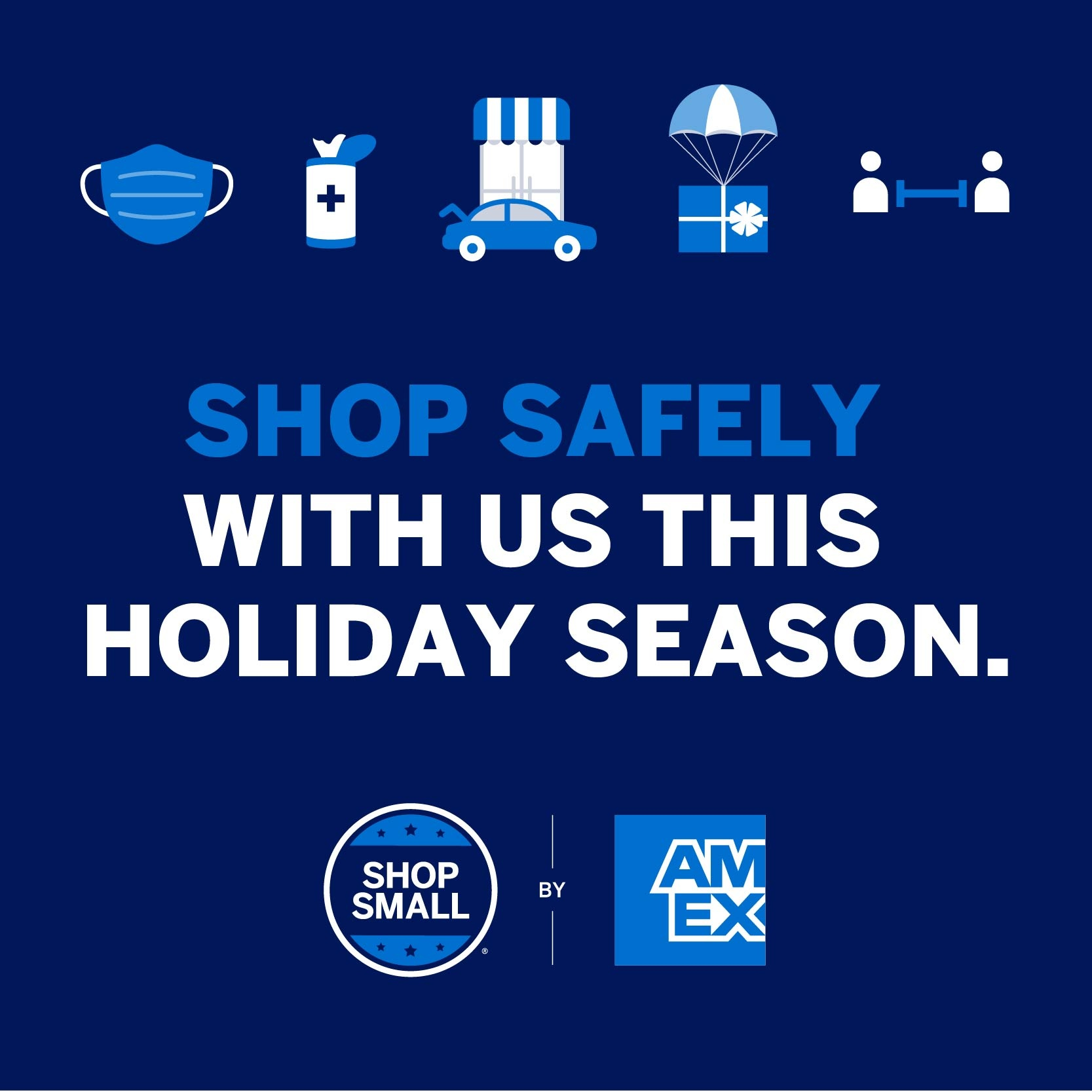 Shop Safely with Running Lab