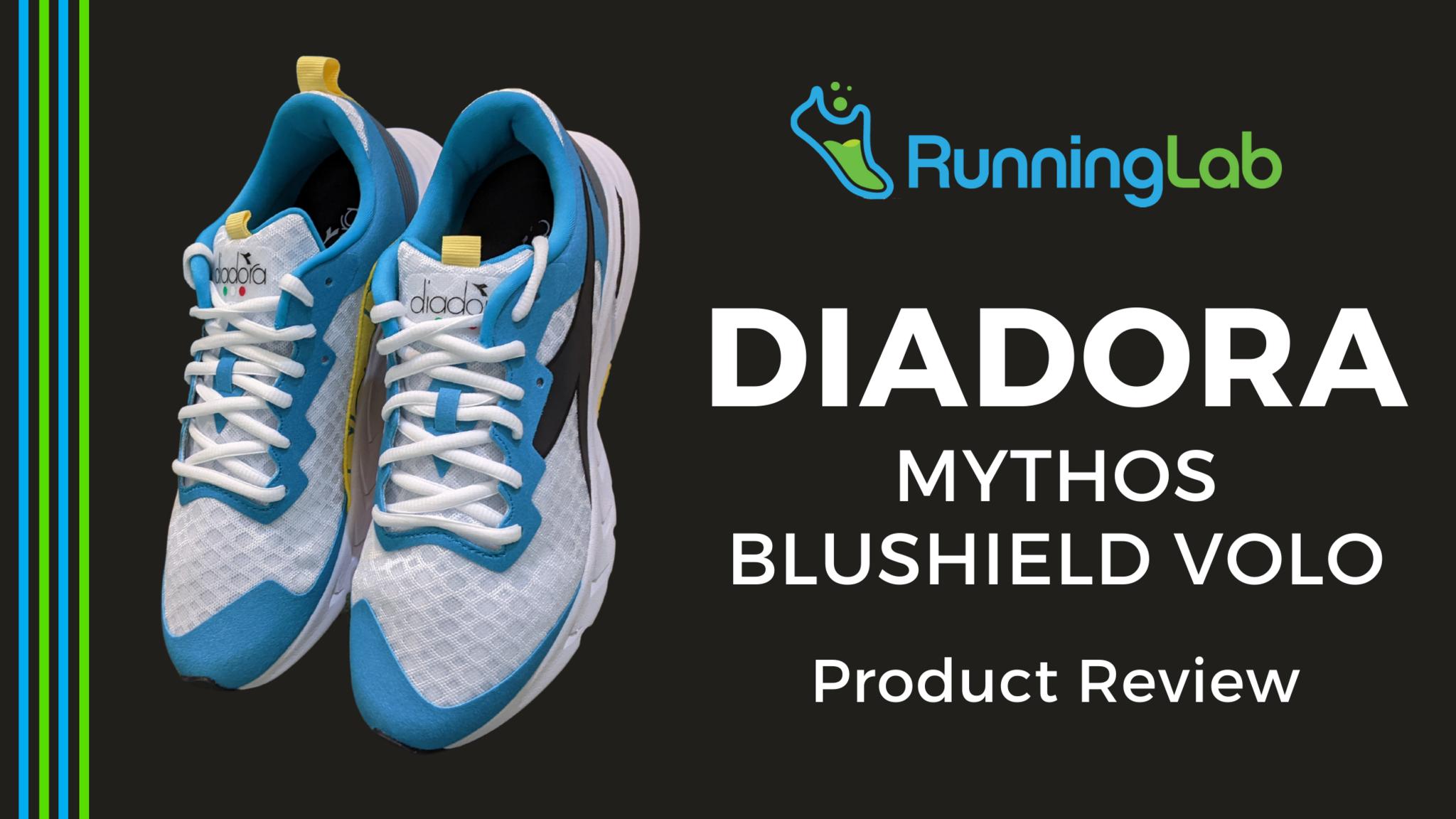 Diadora Mythos Blushield Volo