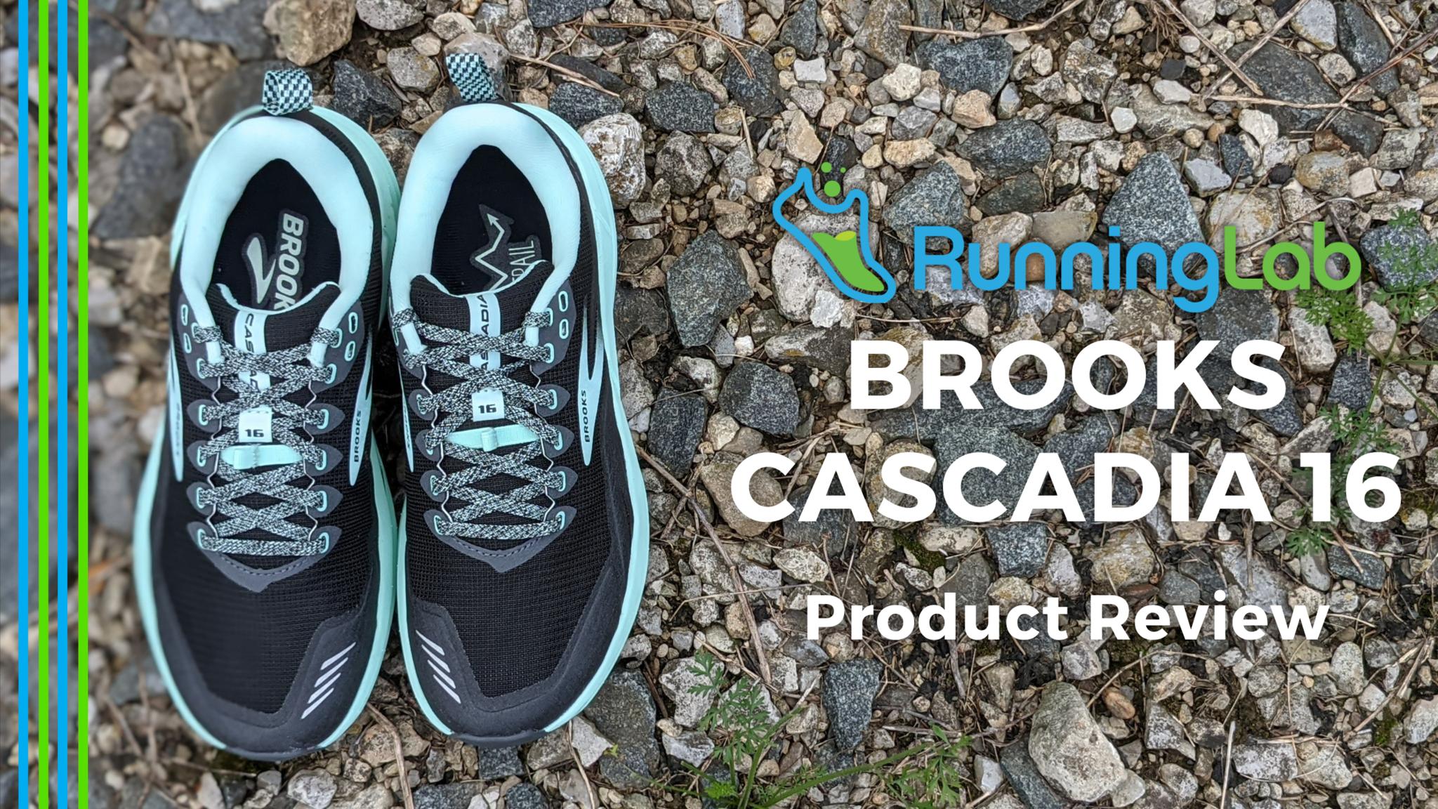 Brooks Cascadia 16