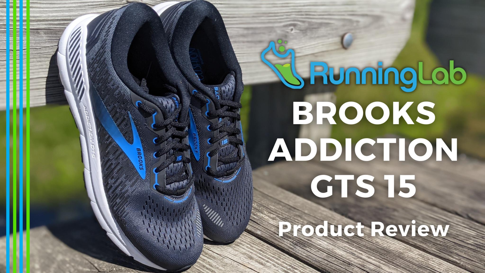 Brooks Addiction GTS 15