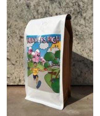 GOOD SENSE RUNNERS HIGH COFFEE GROUND 16 OZ