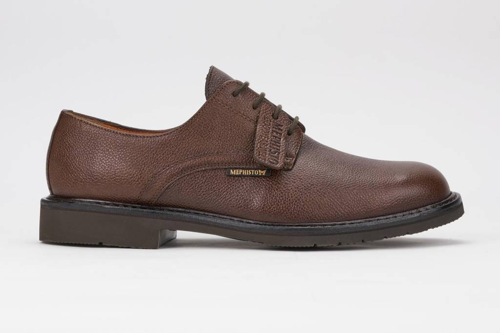 Mephisto MARLON CHESTNUT PEBBLE GRAIN