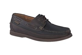 Mephisto BOATING BLACK/DK BROWN 100/151