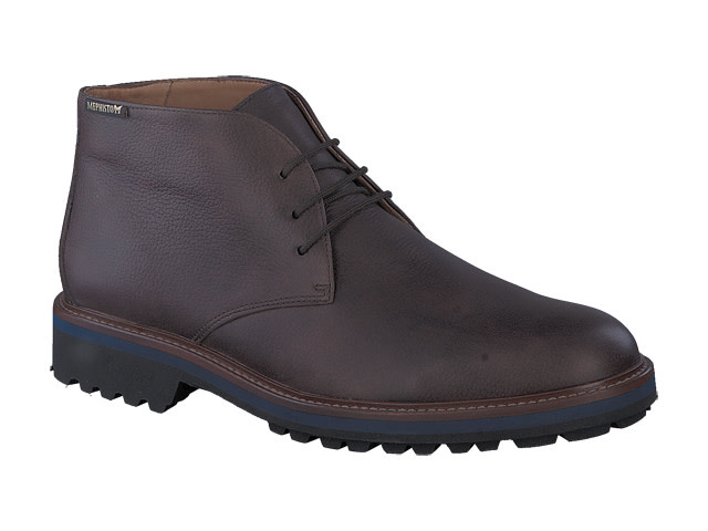 Mephisto BERTO DARK BROWN NEVADA