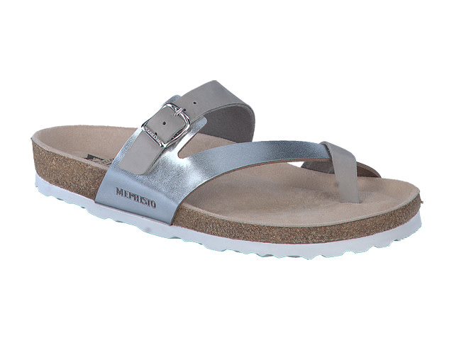Mephisto NALIA LIGHT GREY/NICKEL