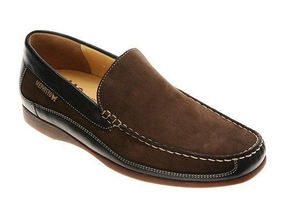 Mephisto BADUARD DARK BROWN/BLACK