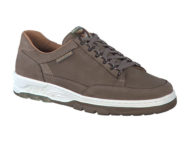 Mephisto MICK LIGHT GREY SPORTBUCK/KANSAS