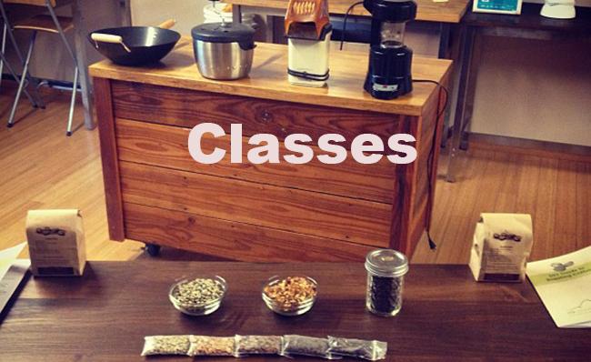 Mr. Green Beans - DIY Coffee Roasting banner 3