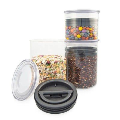 Planetary Design Airscape Glass Cannisters