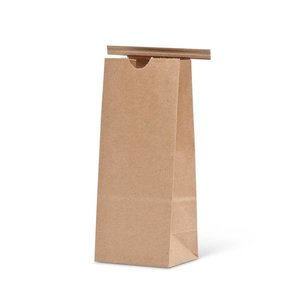 Kraft Tin Tie Bags
