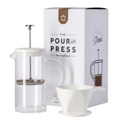 Pour Over Press Set