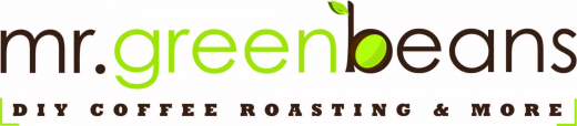 Mr. Green Beans - DIY Coffee Roasting