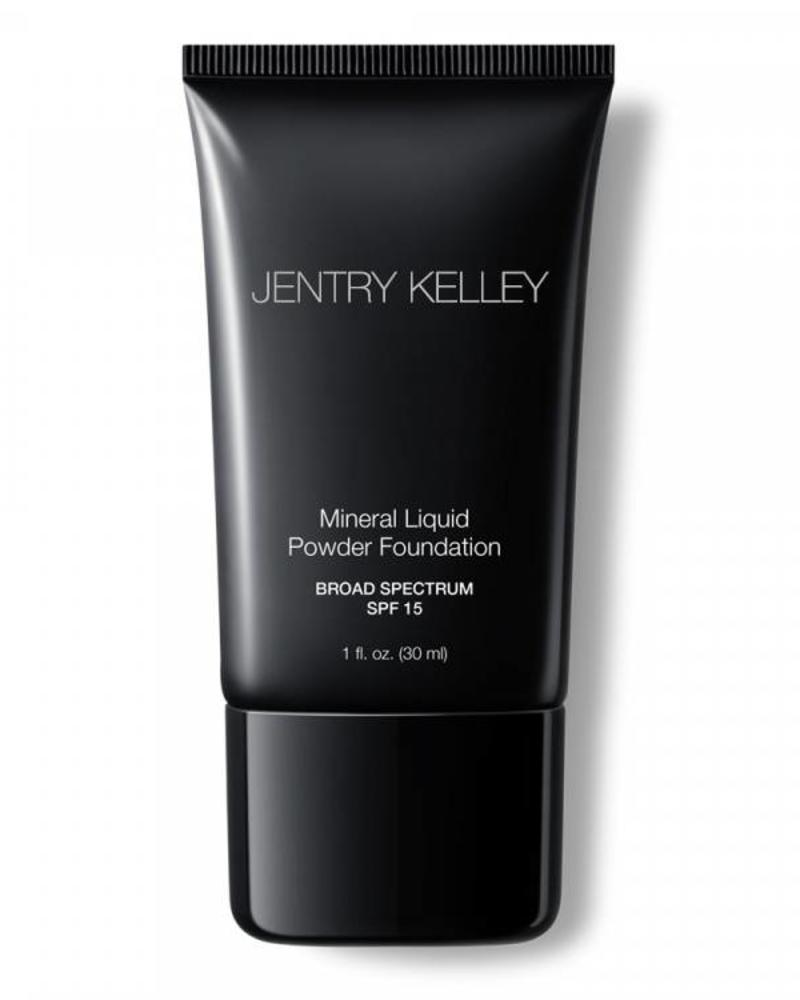 JKC DISCONTINUED - Mineral Liquid Powder Foundation - Butter Pecan