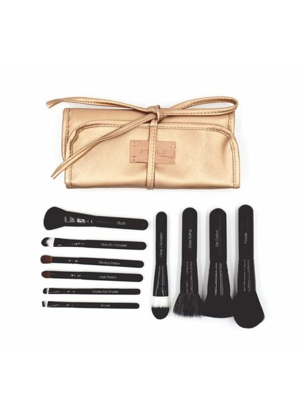 JKC Mini 10 Piece Brush Set 2018
