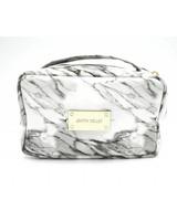JKC Marble Makeup Bag
