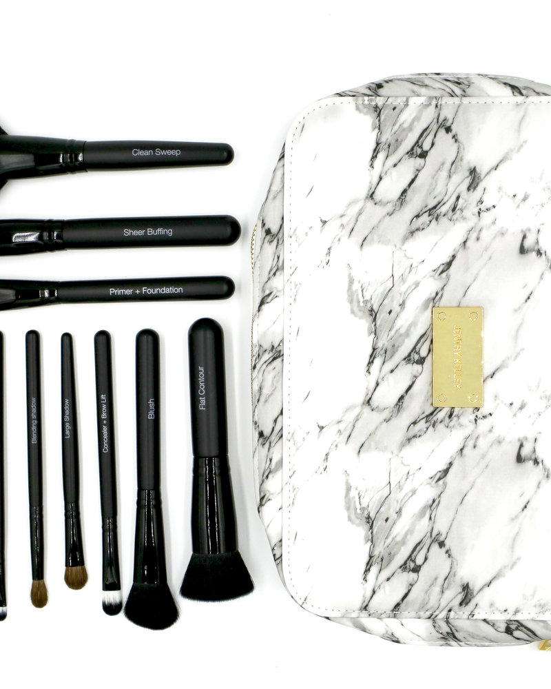 JKC Deluxe Brush Set - Marble