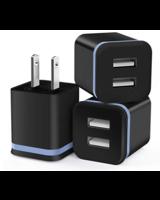 Mirror US Plug Adapter