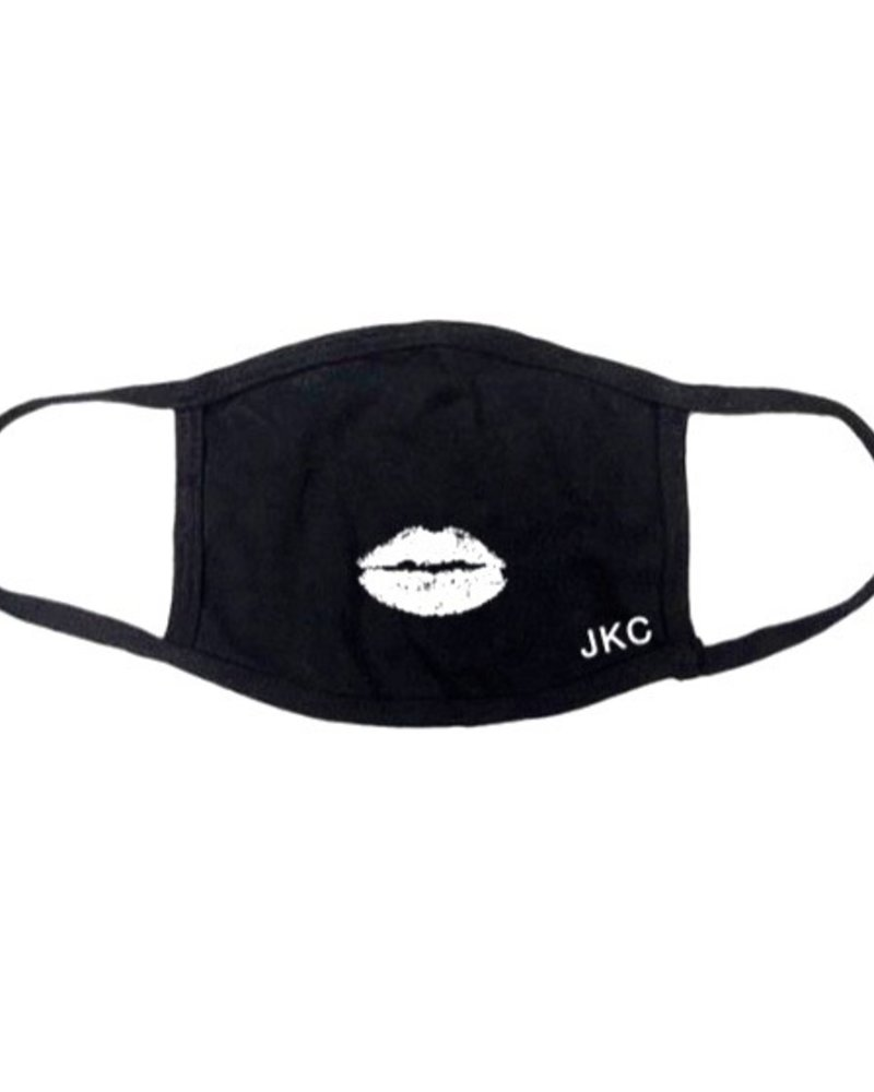 JKC FACE MASK - Kissing Lips