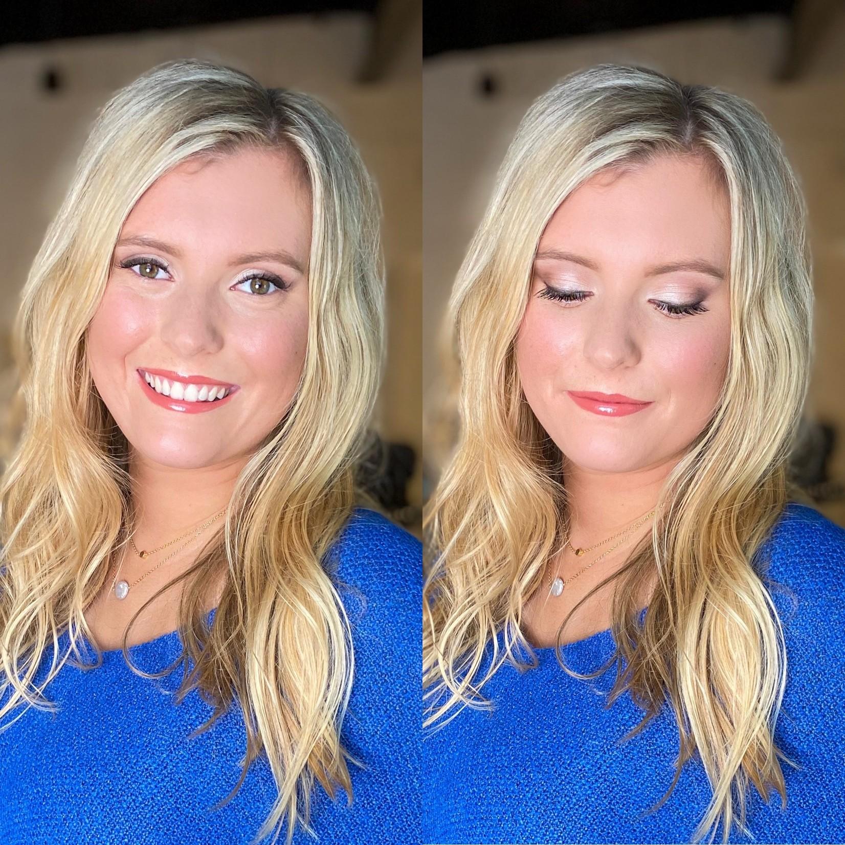 JKC SHOP BY EYE  - Blonde Hair + Brown Eyes
