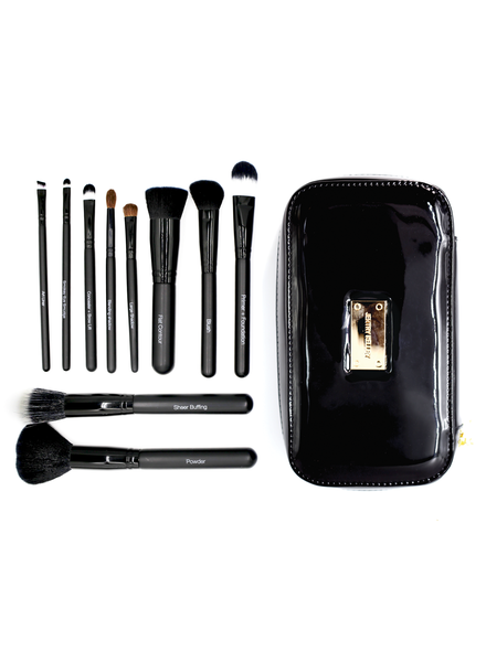 JKC Deluxe Brush Collection