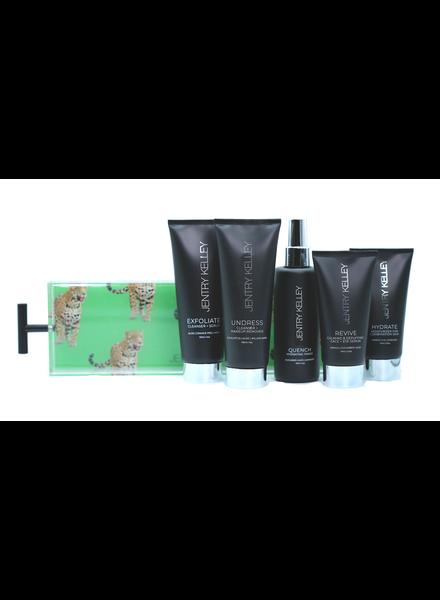 JKC Leopard Skincare Tray - Combination Skin