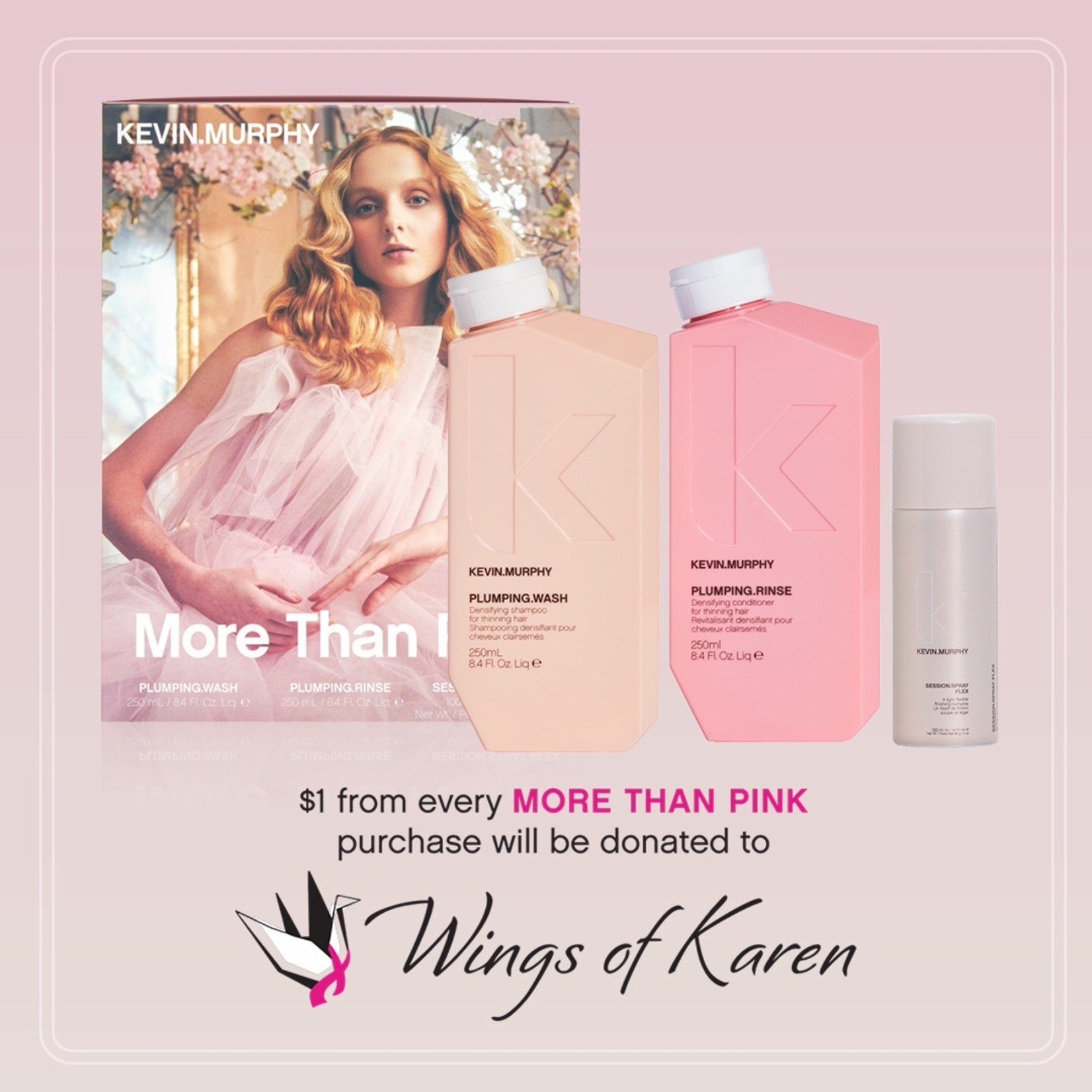 KEVIN.MURPHY KEVIN.MURPHY - MORE THAN PINK